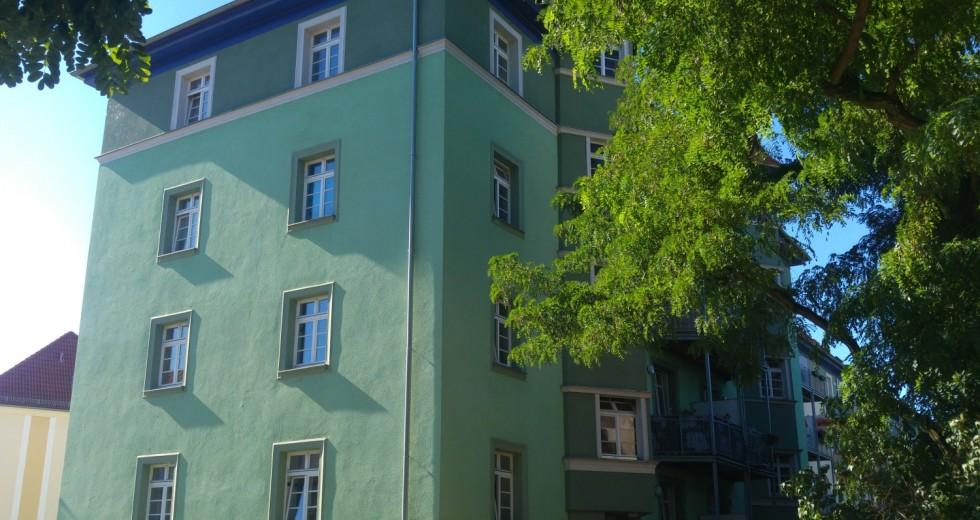 WE 16 – 2-R-W im Dunckerviertel – ruhig und grün gelegen