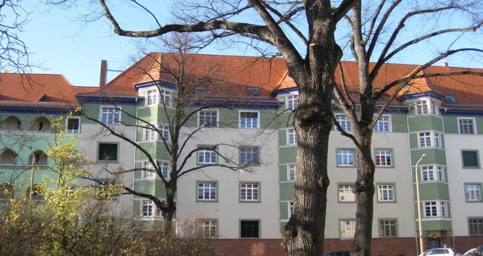 W51 -2-R-W im Dunckerviertel – ruhig und grün gelegen